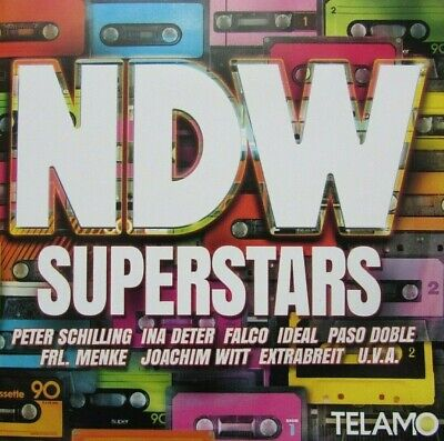 NDW Superstars - Neue Deutsche Welle (2 CDs)