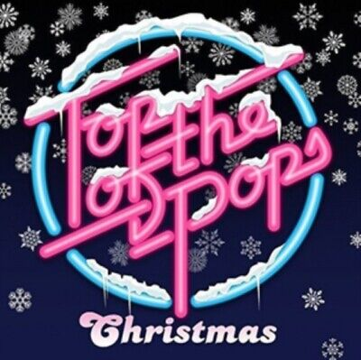 VARIOUS ARTISTS Top Of The Pops Christmas CD *NEW & SEALED*