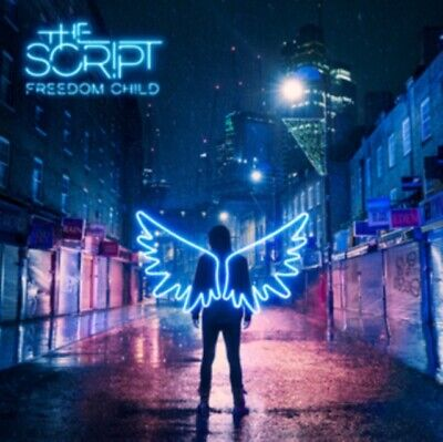 SCRIPT Freedom Child (limited edition) CD *NEW & SEALED*