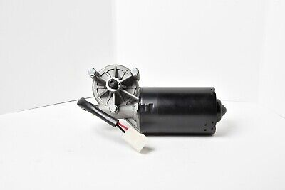 12V 50W DC Wiper Right Angle Reversible Electric Worm Motor 35 50RPM High Torque