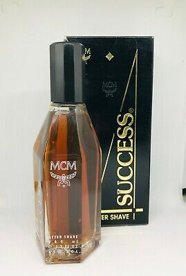 MCM - Success After Shave Lotion 100ml - New & Rare