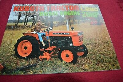 Ford Tractor Industrial Equipment Buyers Guide For1962 Dealer/'s Brochure AMIL15