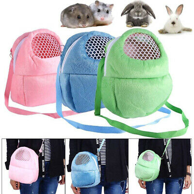 Small Pet Carriers Hamster Breathable Backpack Hedgehog Kangaroo Out Bags/