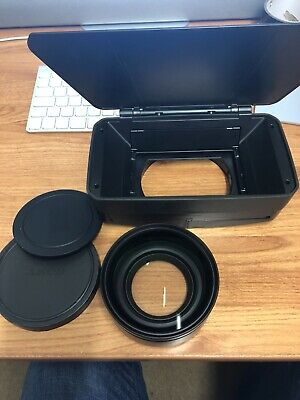 Sony VCL-HG0872X Wide Lens with hood kit - Bayonet Fitting