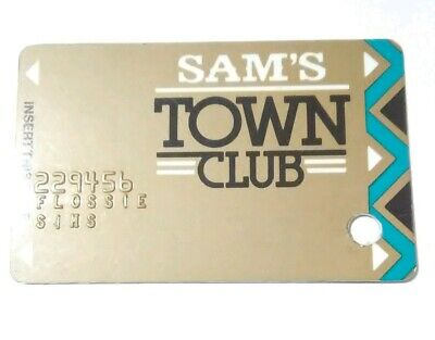 Sams Town Casino Las Vegas, Nevada Old Slot Card Great For Any Collection!