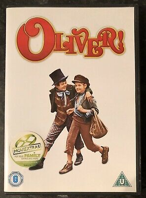 Oliver Dvd 1968 (Oliver Reed-Ron Moody) As Good As New Mint Condition