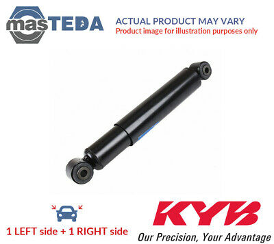 2x KAYABA FRONT SHOCK ABSORBERS STRUTS SHOCKERS 339376 G NEW OE REPLACEMENT
