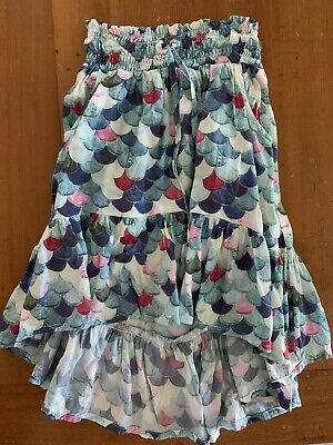 Paper Wings Skirt Size 4