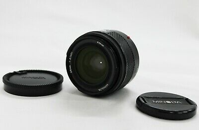 [Excellent++] Minolta AF 28mm F/2 Wide Angle Lens for Sony A Mount from Japan