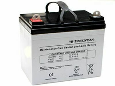 Replacement Battery For Activecare Pilot 2310 Wheelchair 12V