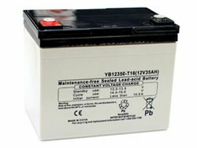 Replacement Battery For Simplex 4208A, 429115 12V