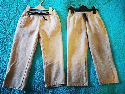 2 pairs of John Lewis boys Jogging/ Tracksuit trousers, Age 5