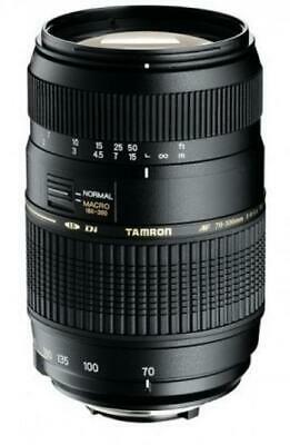 Tamron AF70-300mm F/4-5.6 DI LD Macro 1:2 AF Sony Tele-zoom / Télézoom A17S