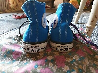 Converse size 2 high tops