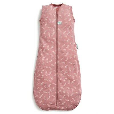 ErgoPouch Jersey Sleeping Bag 1.0 Tog Size 8 - 24 Months - Quill