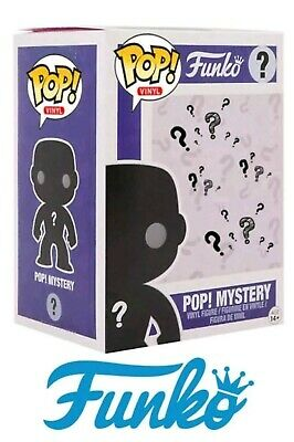 Funko Pop! Mystery Box Chases, Commons, SDCC 2019, Exclusives Random