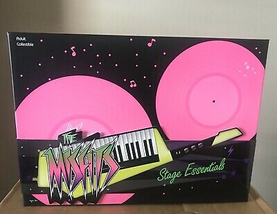 FR~Jem And The Holograms The Misfits Stage Essentials Accessory Pack~LE 500~NIB