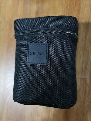 Genuine Sigma Protective Padded Lens Case