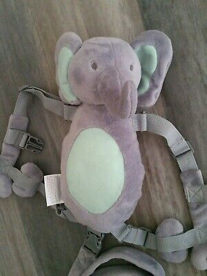 Playette Harness Buddy Elephant. Like new.