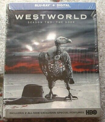 NEW HBO Westworld Season Two The Door Blu-ray Free Shipping