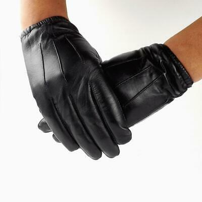 Made With Police Anti Slash Fire Resistant Leather Gloves Security SIA