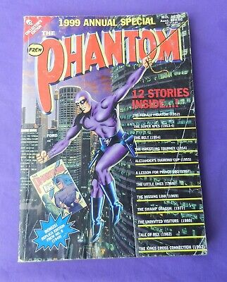 The Phantom Comic Graphic Novel #1219 - 1999 Annual Special Collector's Edition