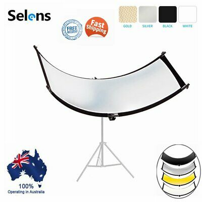 Selens U Shape Curved Reflector for Portrait Headshot Photo Studio Lighting AU