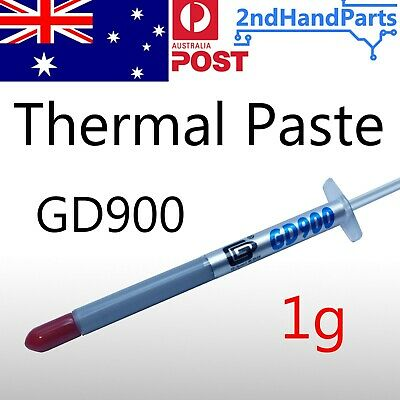 Thermal Paste GD900 1g CPU GPU Heatsink Grease Compound High Performance
