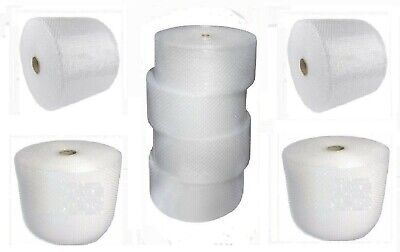 """3/16"""" x 700' x 12"""" Small Bubble Cushioning Wrap Padding Roll 700 FT Perforated"""