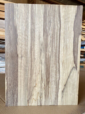 "Pencil ✏️ Streaked Black Limba 3 pc 22/"" x 15 /"" x 1.78/"" Kiln Dried /& Sanded"