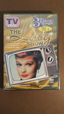 Lucy Show Vol 4 DVD (TV Series) – Lucille Ball / Family Classic Comedy Adventure