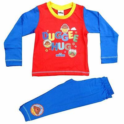 Hey Duggee Boys or Girls Long Sleeve Pyjamas 4-5 Years