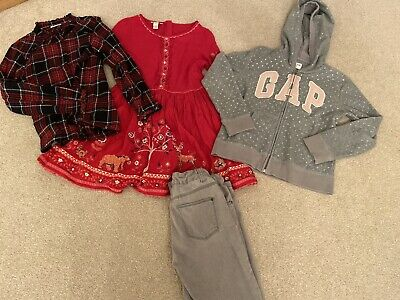 Bundle of age 10 girls clothes Gap, Monsoon, Next