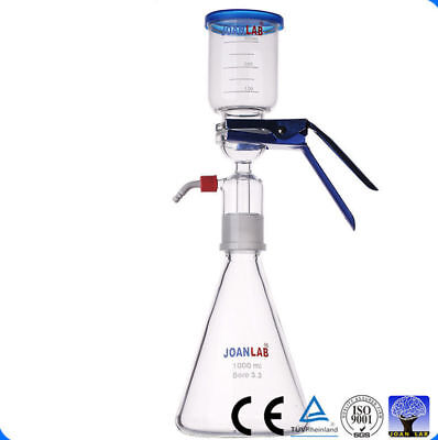 2000ml Vacuum Suction Filter Device,Buchner Filting Apparatus,Solvent Filtration
