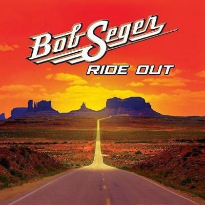 Bob Seger - Ride Out - Deluxe Edition - New CD - Damaged Case