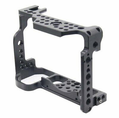 Aluminum alloy Full Cage For Nikon Z6 Nikon Z7 Camera Black