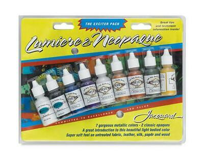 Exciter Pack Lumiere & Neopaque - Jacquard Free Shipping!