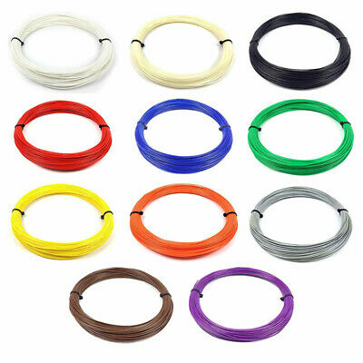 3D Printer Filament 1.75mm ABS/PLA 10m RepRap MarkerBot Print Material ZH
