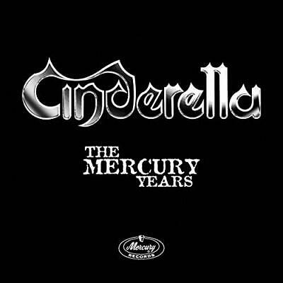 Cinderella - The Mercury Years Box Set [CD]