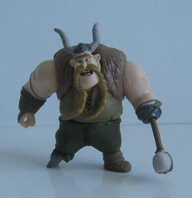 Dreamworks - How to train your Dragon - Gobber