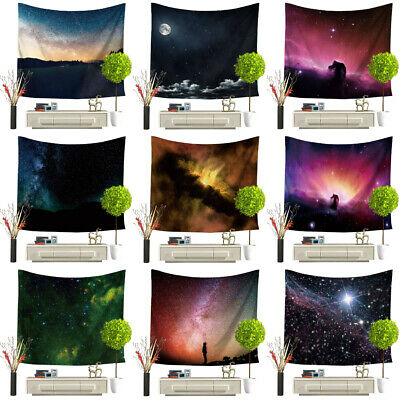 Star Series Print Tapestry Wall Hanging Beach Towel Mat Decor Throw Blanket Home