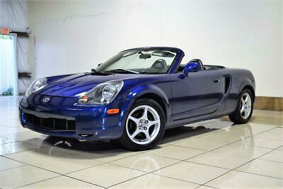 2001 Toyota MR2 -- 2001 Toyota MR2 Spyder CONVERTIBLE LOW MILES 5 SPEED HARD TO FIND