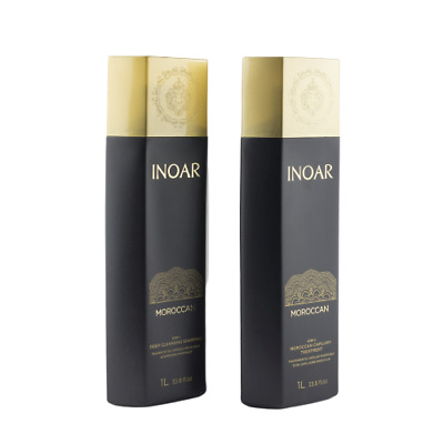 Kit Complet 2X100ml Lissage Brésilien Inoar Ghair Marroquino