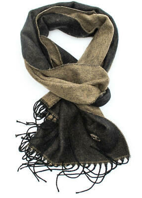 SCIARPA Timberland double color scarf 160x27 Chestnut MN702.PL256
