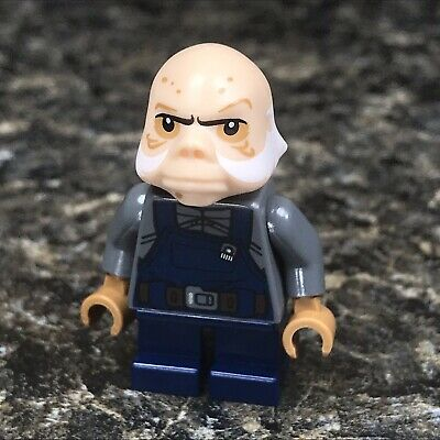 Lego STAR WARS MINIFIGURE UGNAUGHT SET 75137 C490
