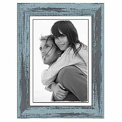 Malden Picture Frame Blue