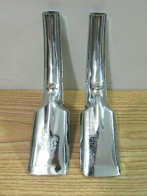Vintage Oil Can Metal Spouts Huffy 1001 & Usa