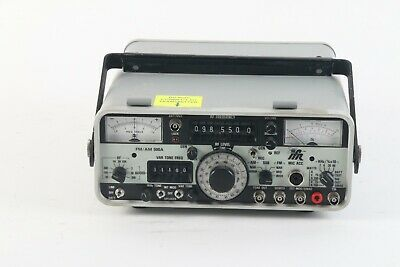 IFR FM/AM 500A Communication Service Monitor