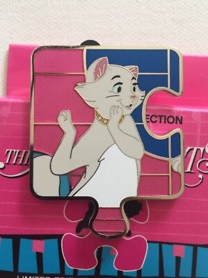 Duchess Puzzle Pin 2018 Disney The Aristocats Character Connection Mystery Box