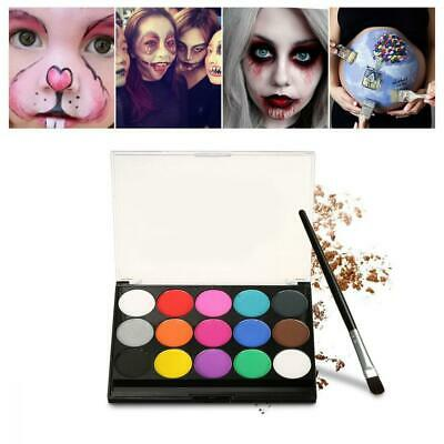 Skymore Body Painting, Trucco Party,Truccabimbi,palette professionale 15...